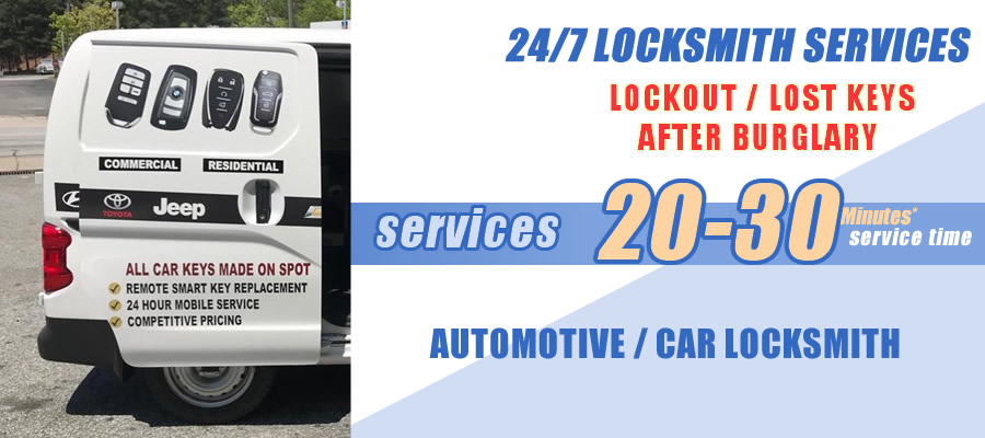 Commercial locksmith Roswell